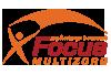 Focus Multi Zorg – Zorg & Ontzorgen is onze passie Logo